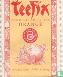 Aromatisierter Tee Orange