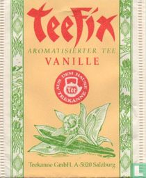 Aromatisierter Tee Vanille