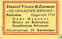 """Daniel Visser - """"De Graauwe Hengst"""""""