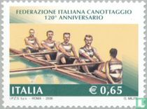 Canoeing and Rowing Federation 120 years