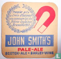 1er prix et croix d'honneur au concours international des bières anglaises Bruxelles 1953