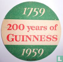 200 years of Guinness
