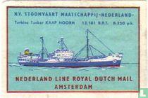 Turbine tanker Kaap Hoorn