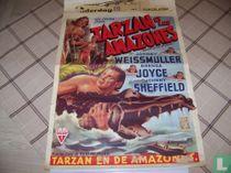 Tarzan en de Amazones