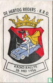 De Hertog Rijders K.R.O. Radio Rallye