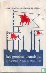 Stichting Stadsontspanning Utrecht Het Gouden Draadspel