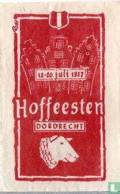 Hoffeesten Dordrecht