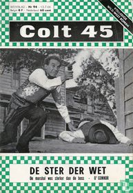 Colt 45 #94
