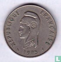 Frans Afar- en Issaland 100 francs 1975