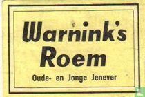 Warnink's Roem