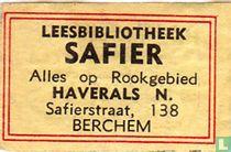 Leesbibliotheek Safier - Haverhals N.