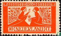 Toorop Briefmarken