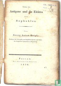 Ueber die Antigone und die Elektra des Sophokles