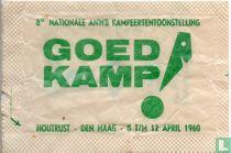Nationale ANWB Kampeertentoonstelling Goed Kamp