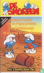 Marco Smurf en de peperpiraten + De geluidsmuur + Wie zorgt er voor Puppy