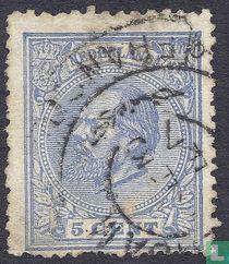 King William III (13¼x14 perforation)