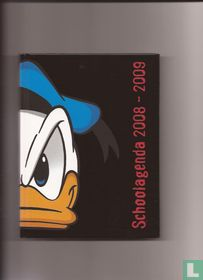 Donald Duck Schoolagenda