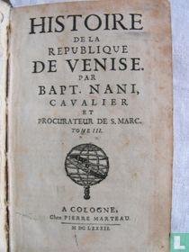 Histoire de la Republique de Venise - 2