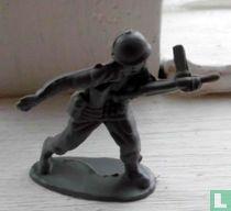 Britse soldaat