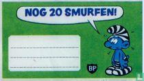 Nog 20 Smurfen!
