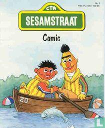 Sesamstraat comic 3
