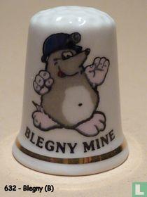 Blegny (B) - Kolenmijn
