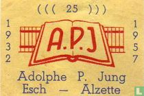 Adolphe P.Jung