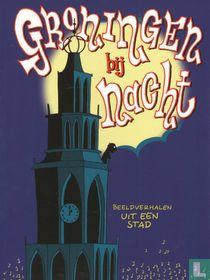 Groningen bij nacht - Beeldverhalen uit een stad