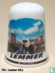 Lemmer (NL) - Oude sluis