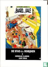 De stad der robijnen & Koenraad Vlamoog komt terug