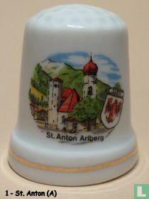 St. Anton (A) - Kerk