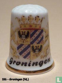 Provinciewapen van Groningen (NL)