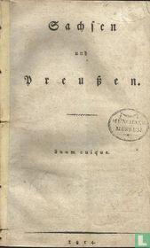 Sachsen und Preussen