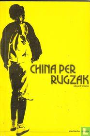 China per rugzak