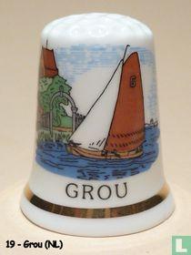 Grou (NL) - Skutsje