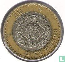 Mexico 10 pesos 2004
