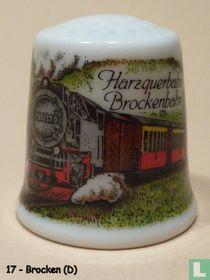 Harzquer/Brockenbahn (D)