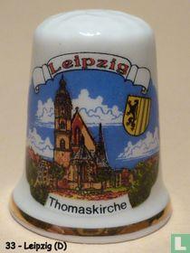 Leipzig (D) - Thomaskirche