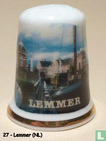 Lemmer (NL) - Sluis