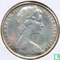 Australia 50 cents 1966