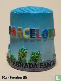 Barcelona (E) -  Sagrada Familia