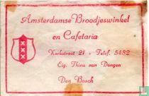 Amsterdamse Broodjeswinkel en Cafetaria
