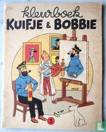Kleurboek Kuifje & Bobbie 3