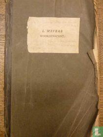 L. Meyers woordenschat, bevattende in drie deelen de verklaaring der basterdwoorden, kunstwoorden, en verouderde woorden
