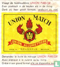 Union match - union parlor