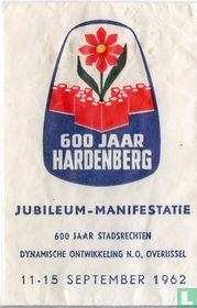 600 jaar Hardenberg