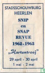 "Stadsschouwburg - Snip & Snap Revue ""Hartentroef"""