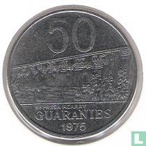 Paraguay 50 guaranies 1975