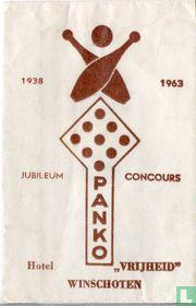 "Jubileum Panko Concours - Hotel ""Vrijheid"""