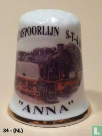 Spoorwegen - S.T.A.R. Anna